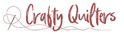 Crafty Quilters Logo